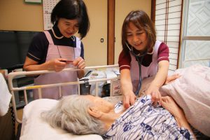 ふくやま・自宅療養でサポートする訪問介護事業を新たにスタート
