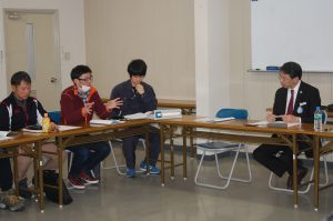 広島北部・ひろほく農考会、勉強会