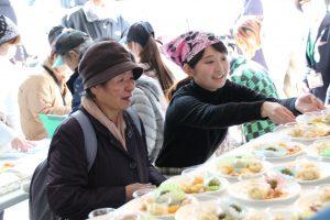 呉・ 広島国際大学生レシピ試食会