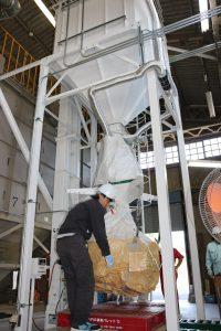 庄原・共同乾燥調製施設 サテライト化進む1