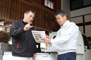 庄原・2019年度水稲密苗供給開始 「コシヒカリ」「あきさかり」2品種で