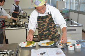広島市・芸北分校 JA広島市が作成した「地産地消」レシピを授業で活用